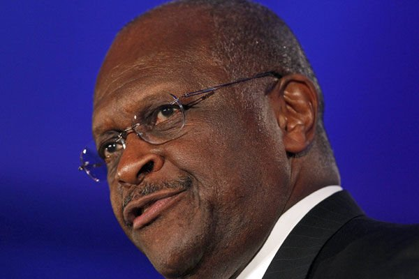 Another woman accuses Cain
