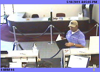 'Serial bank robber' sentenced to 12 years