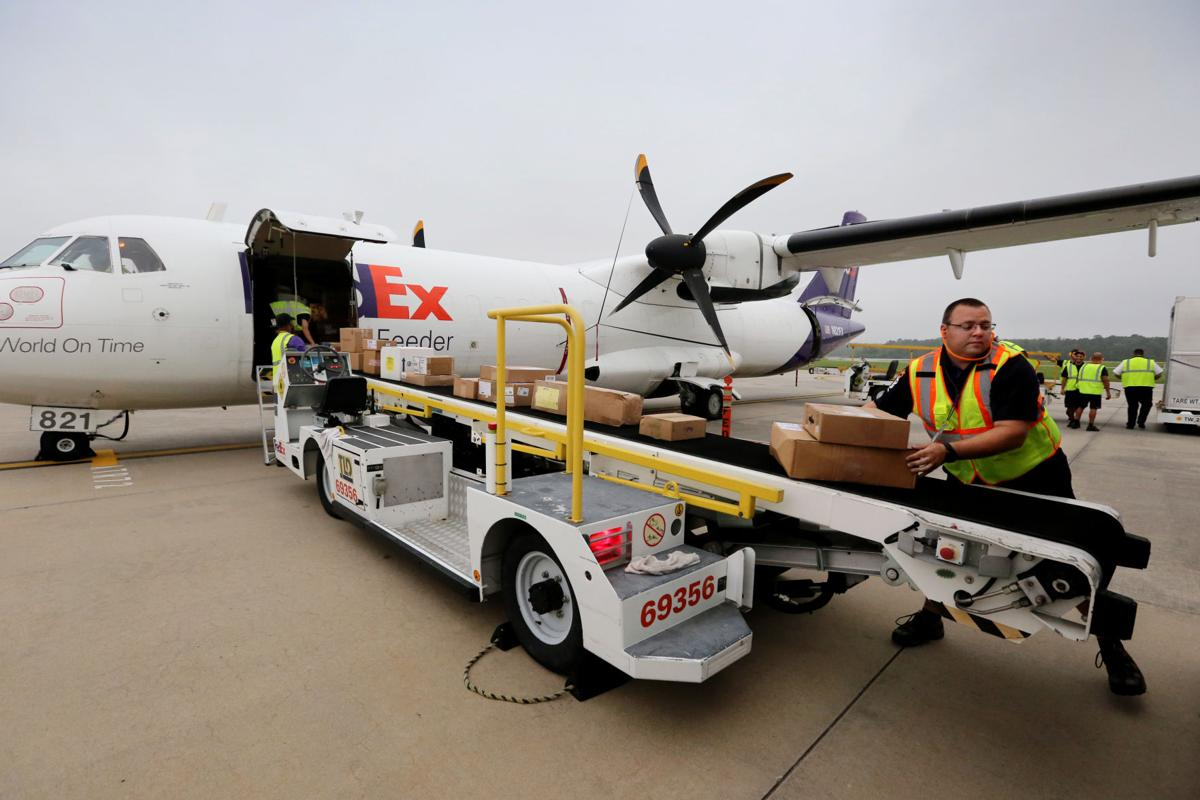 FedEx Cargo Terminal (copy)