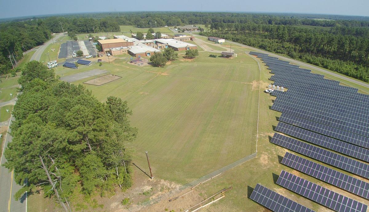 edgefield solar farm