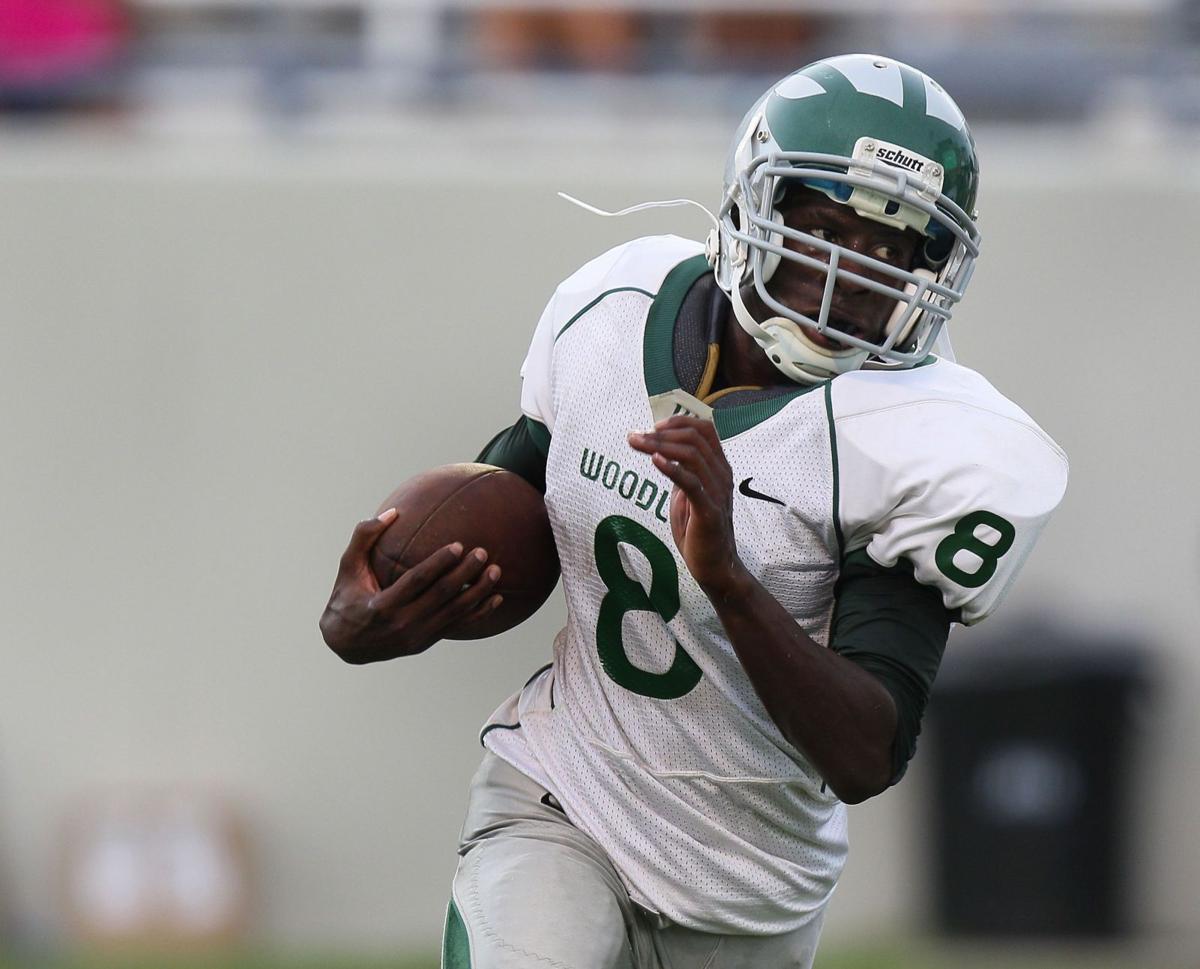 FSU-bound Barnett will lead Woodland's defense