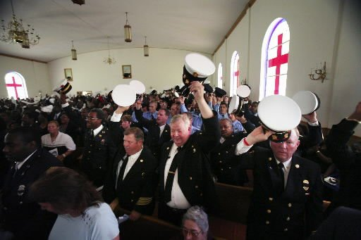 Funeral: Melvin Champaign