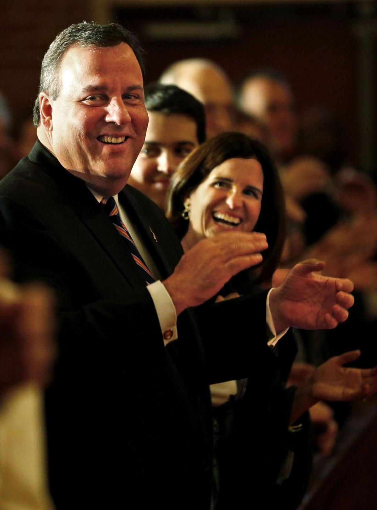 NJ's Chris Christie to attend Haley inauguration