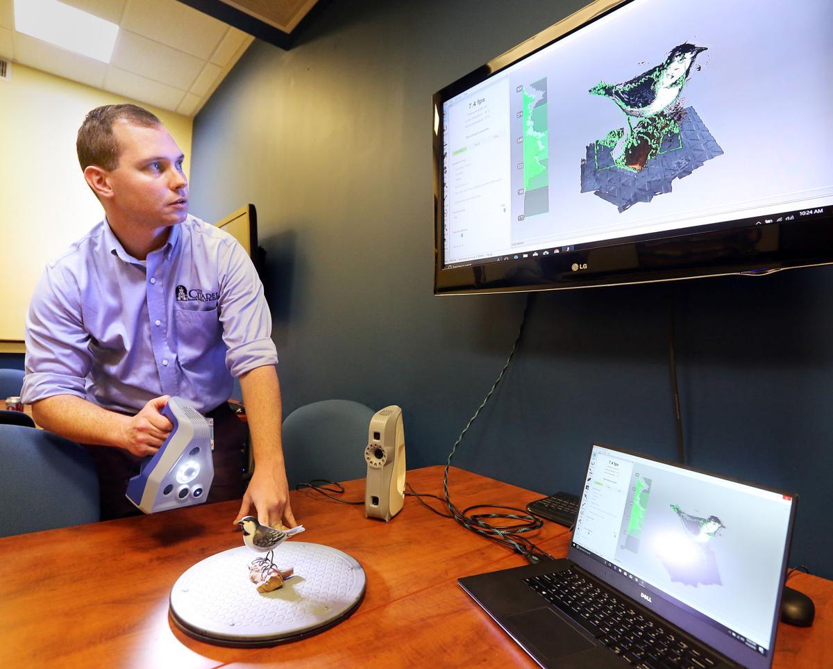 Citadel 3D Scanners
