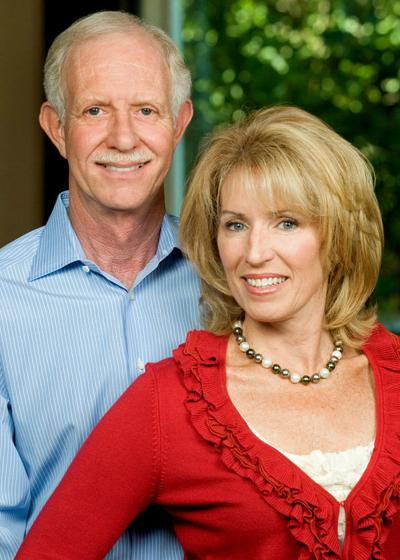 Chesley Sullenberger with beautiful, Wife Lorrie Sullenberger