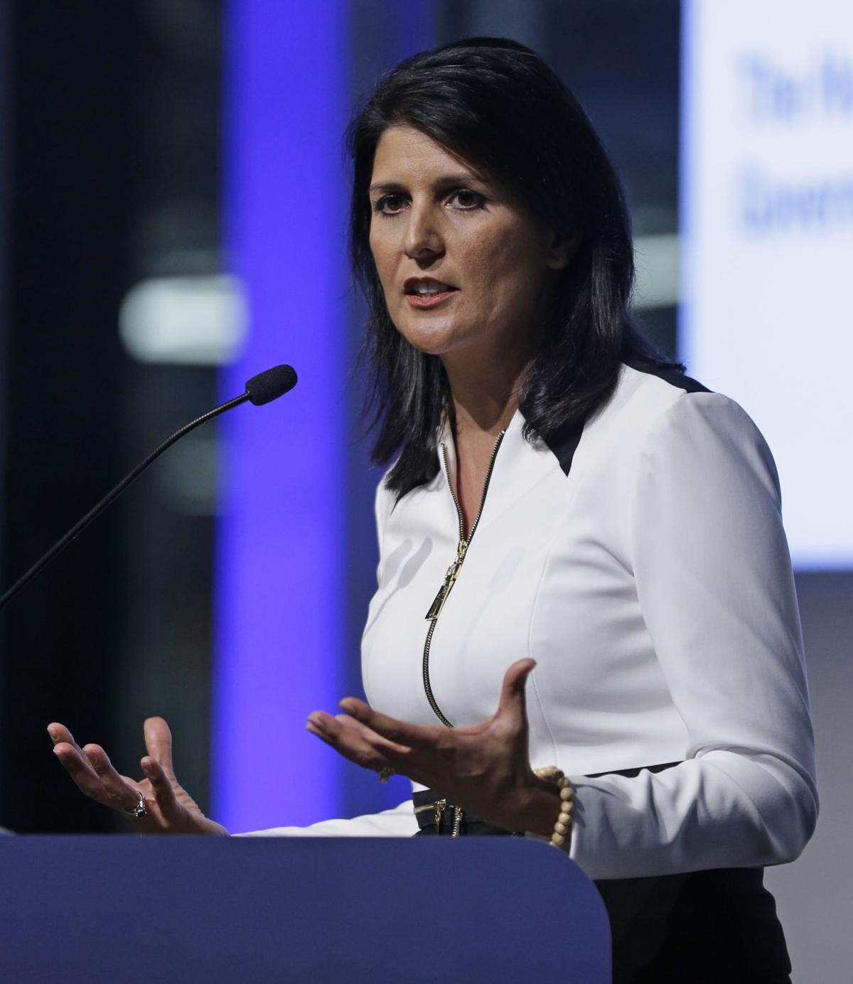 Palmetto Sunrise: Haley says Trump is creating a 'very combative tone'