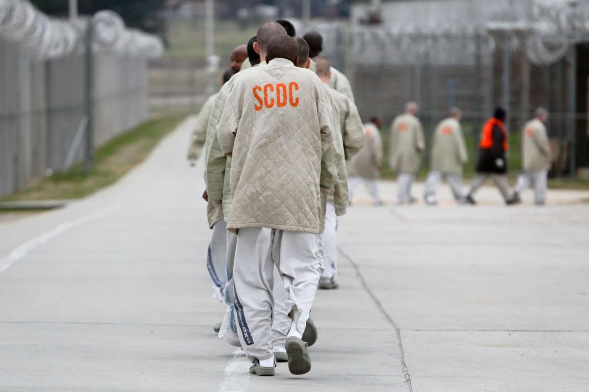 Prisoners at Kirkland Correctional Institution