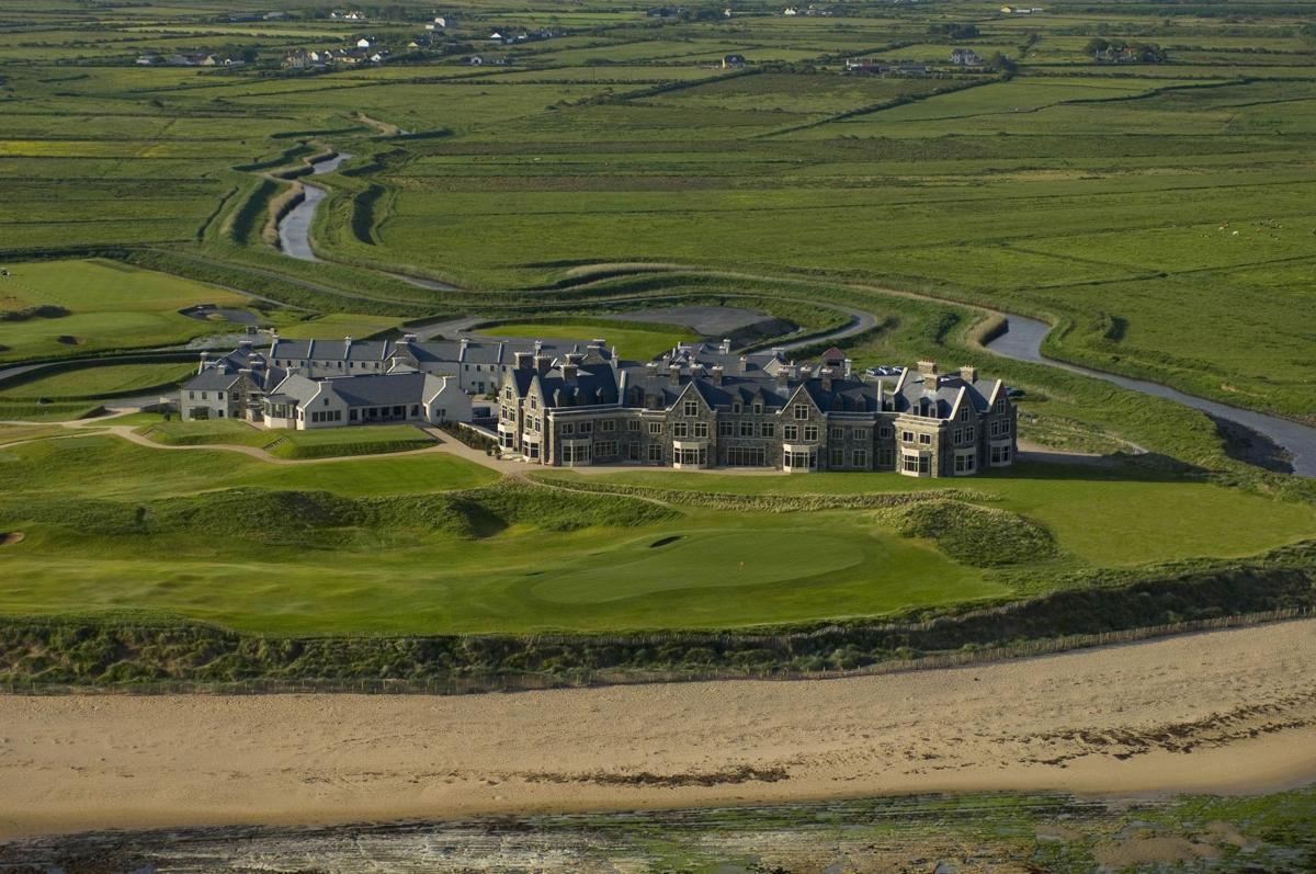 Trump to buy Irish resort built by Kiawah Partners