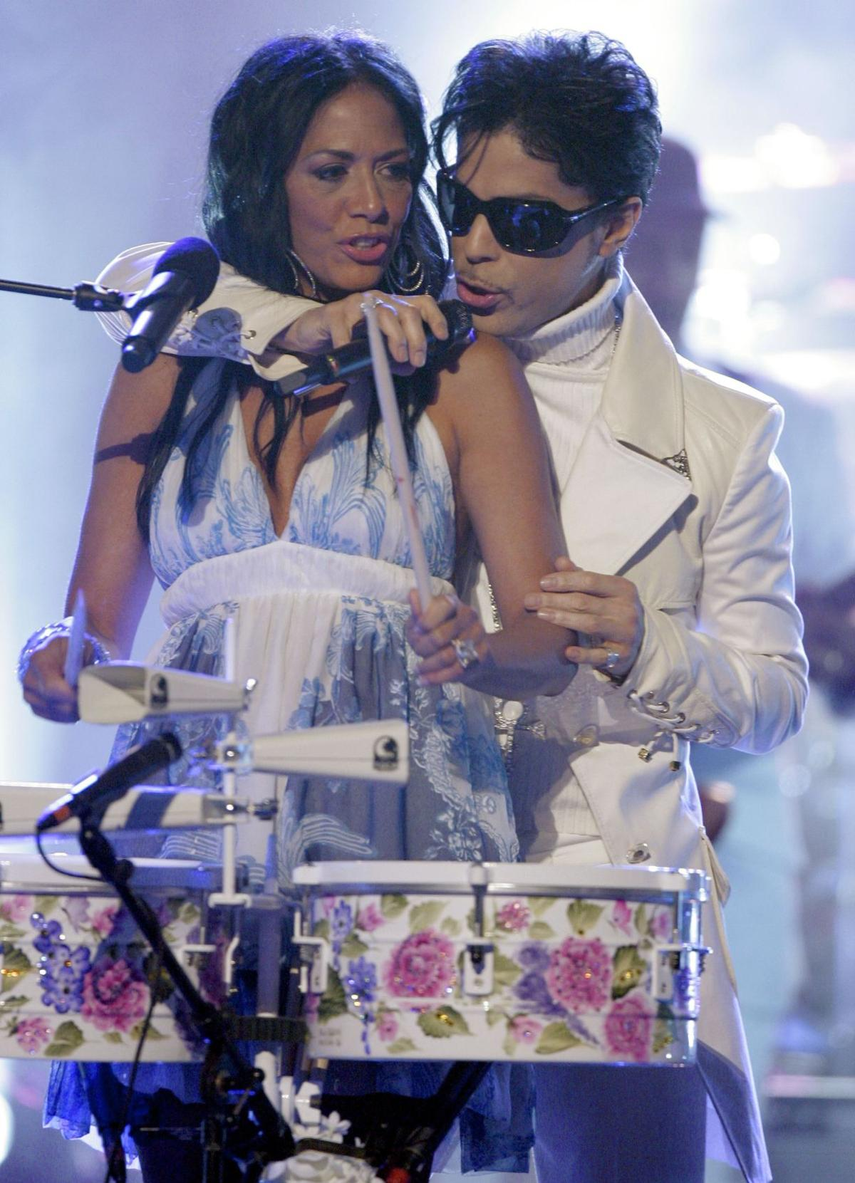 Prince was a one-man band and a friend to many others