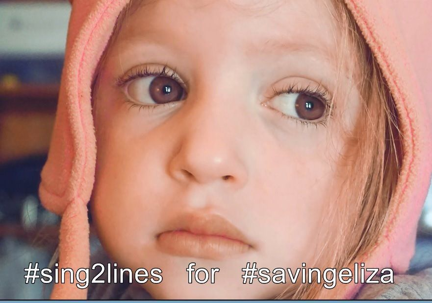 Columbia family starts #Sing2Lines social media challenge to raise money for medical research