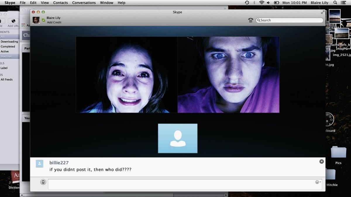 'Unfriended' Horror flick plays on genre's staples with a digital twist as teens plagued by cyber ghost