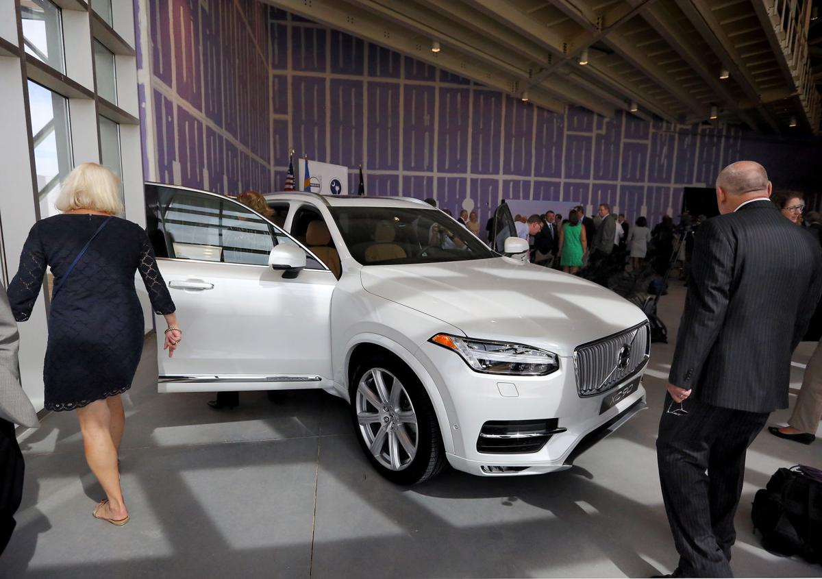 Double-digit October sales surge has Volvo Cars back on track in US ...