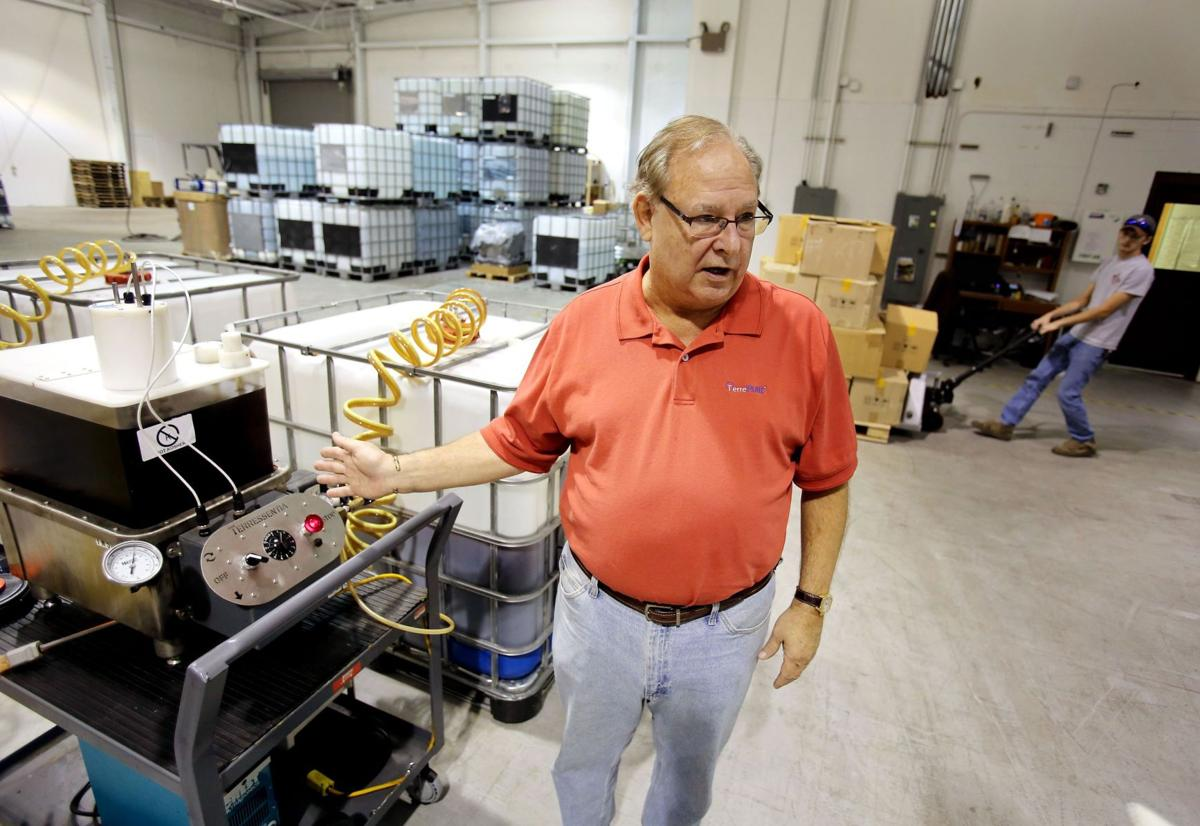 Local distiller buys Kentucky site for expansion