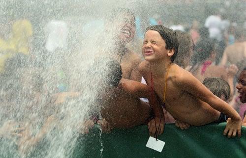 RiverDogs Splash Day