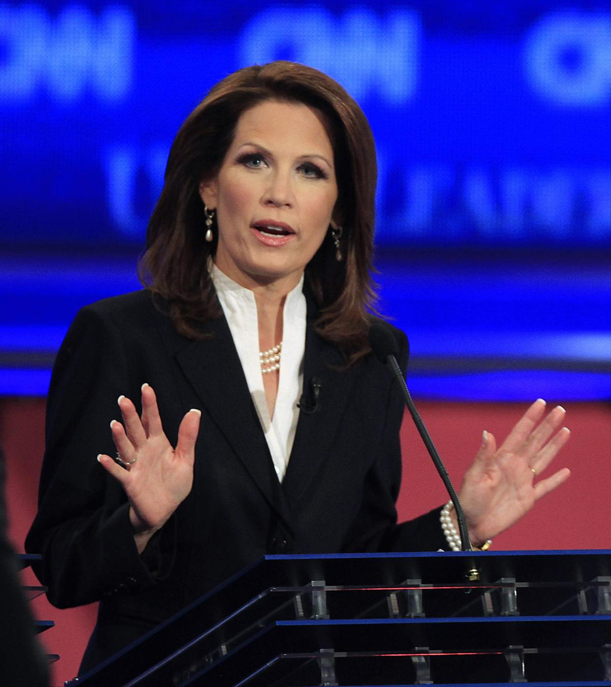 Republicans line up to rip Bachmann