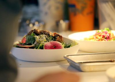 Basic Kitchen salad
