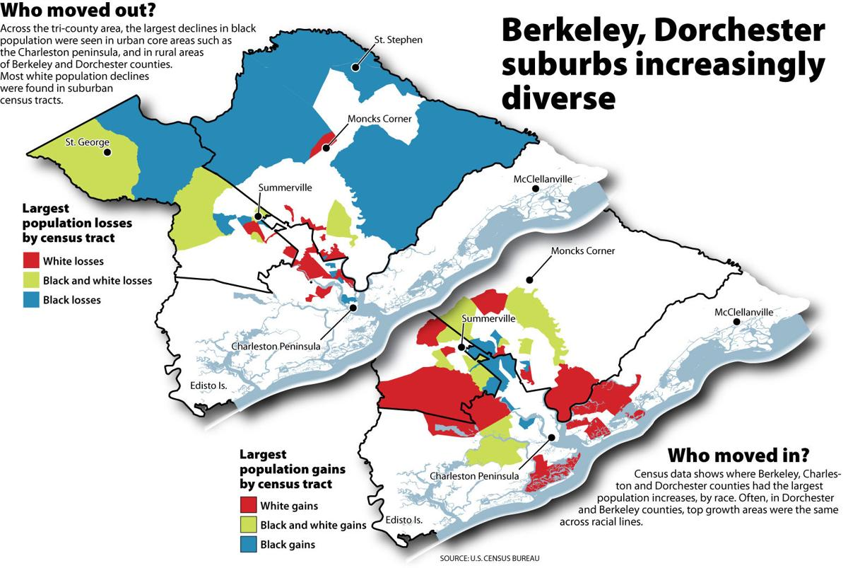 Area's racial makeup changes: Berkeley, Dorchester more ... on data map, famine map, war map, zoning map, elections map, ancestry map, civil map, city map, 1920 political world map, tourism map,