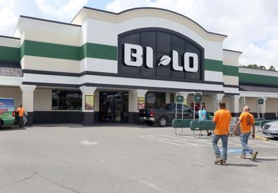 Bi-Lo Grand Reopening