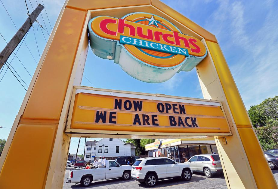 Woman Reports Finding Roach Falling Ill From Dining At Churchs