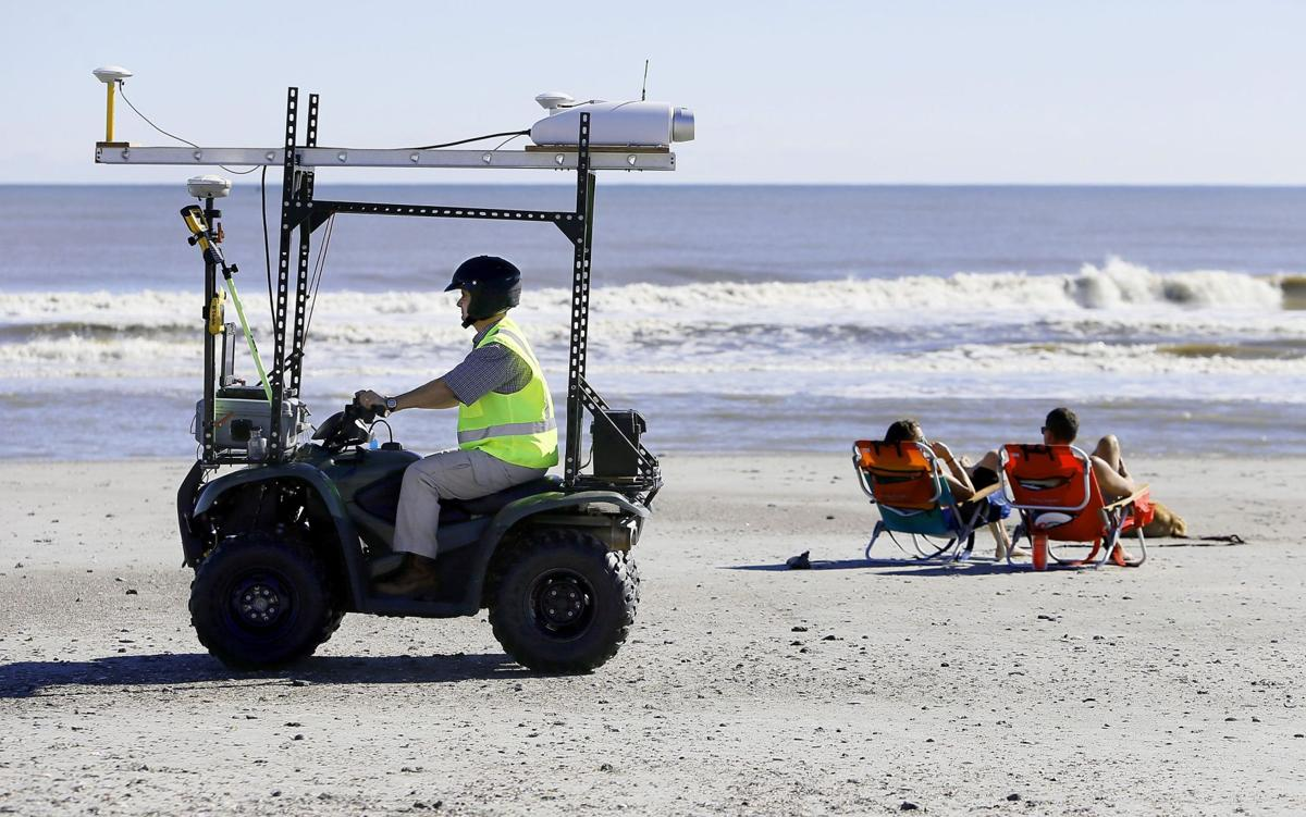 Folly may get new erosion project sooner than expected