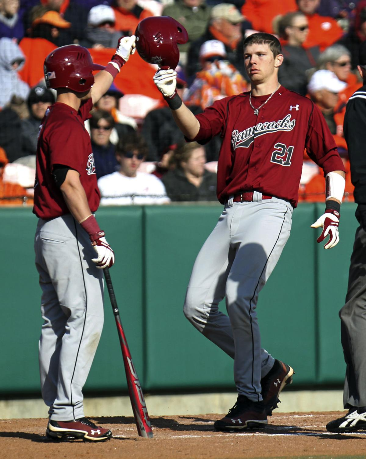 Grayson Greiner deserves to be considered among nation's best catchers