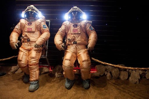 Researchers complete 520-day mock mission to Mars