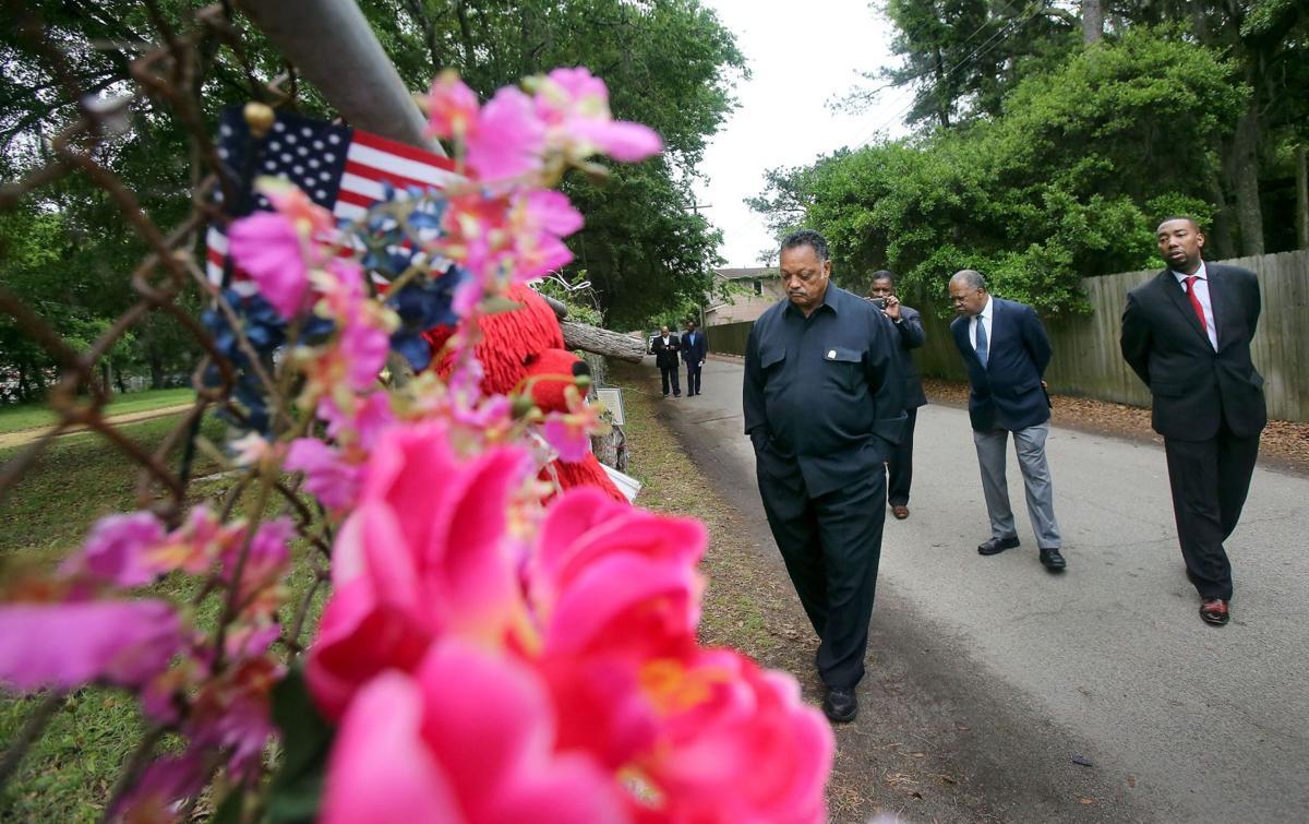 Jackson backs call for police shootings probe