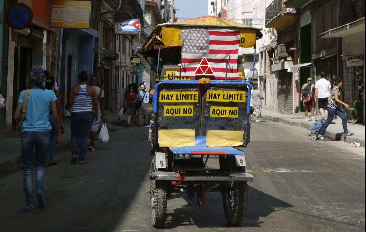 Taking Cuba off the terror list