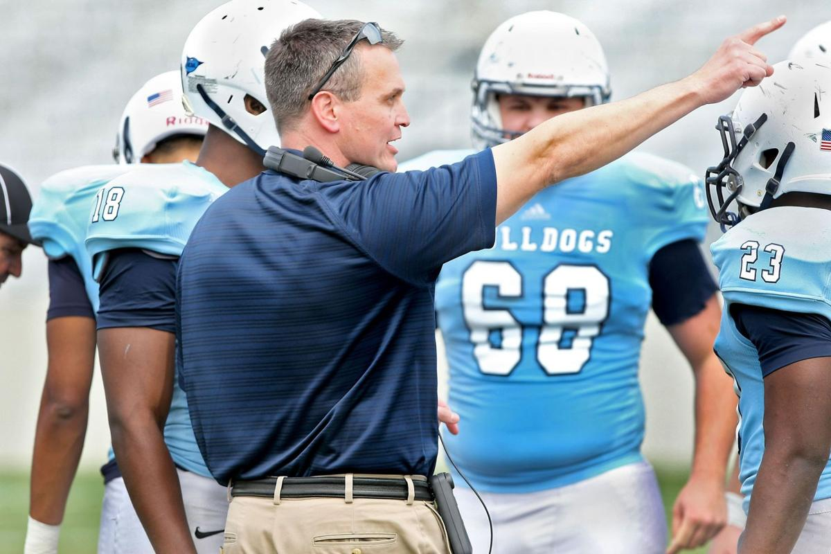 The Citadel looking to add speed and defense