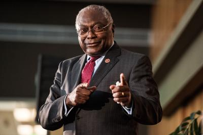 James Clyburn to endorse Hillary Clinton on Friday