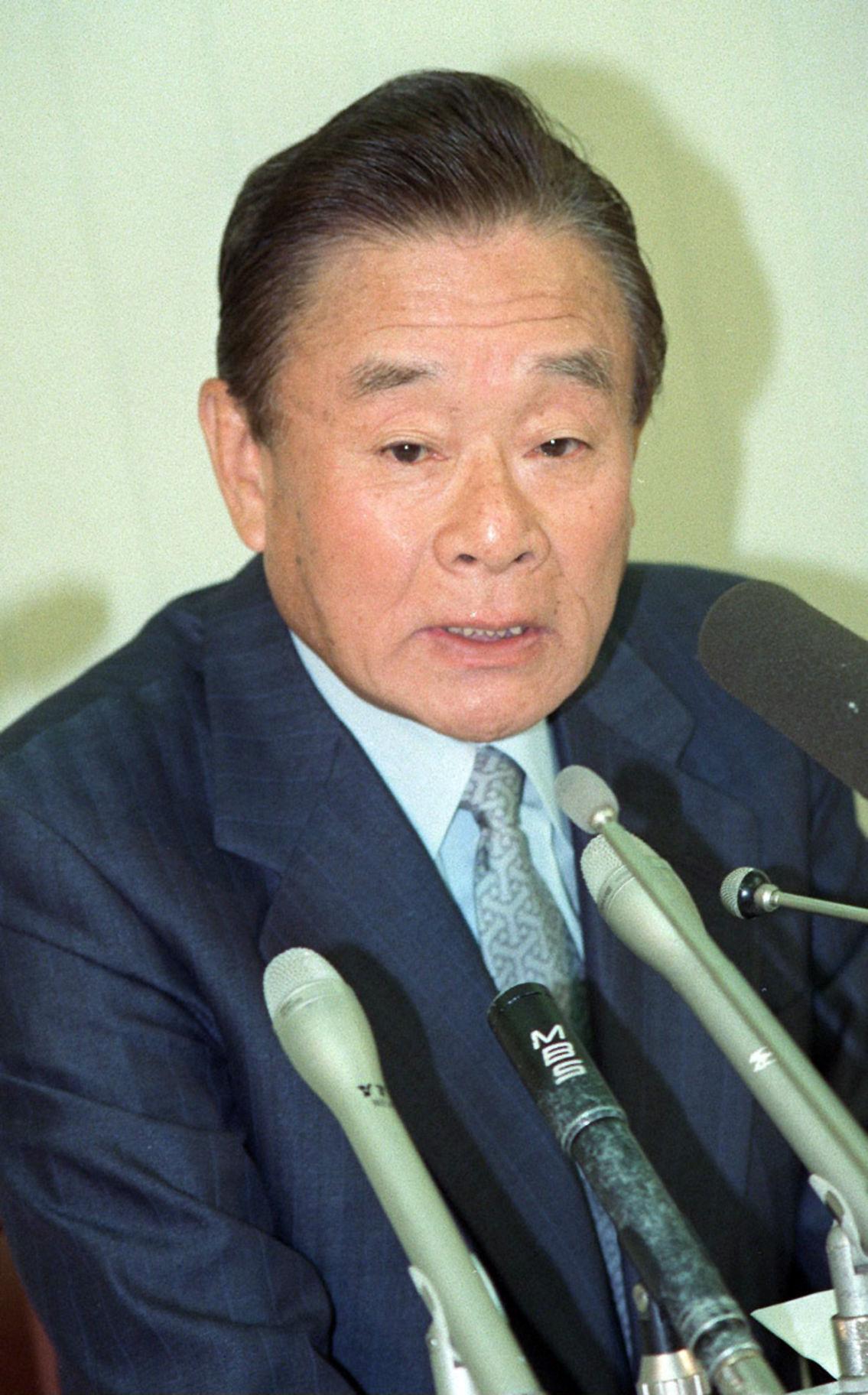 Former Panasonic president Matsushita dies at 99
