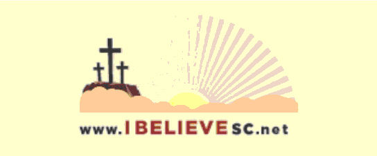 'I Believe' license plates for sale