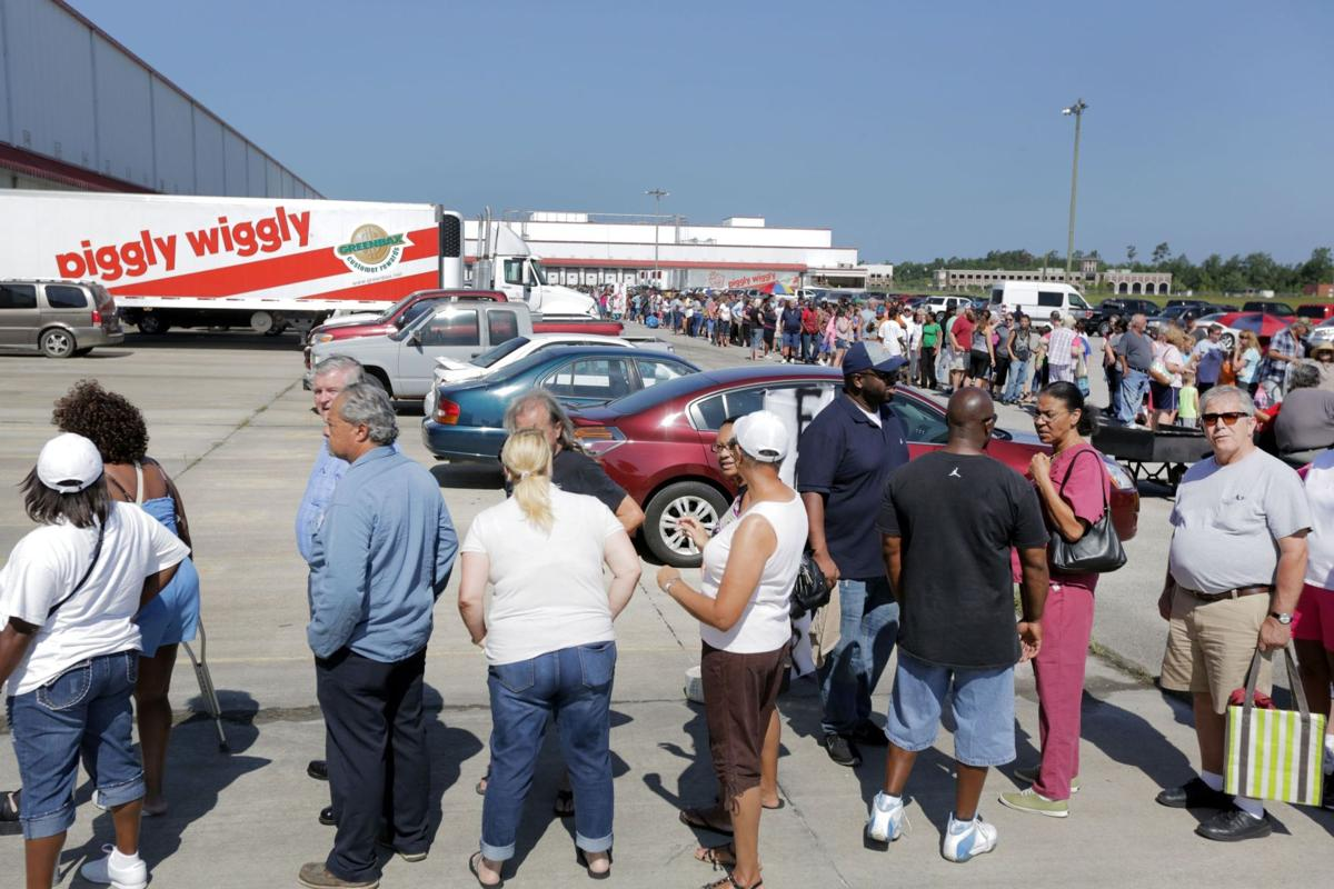 Piggly Wiggly Warehouse Sale