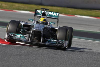 Formula One racing for 2013 includes U.S. stop, expectations for high-flying year