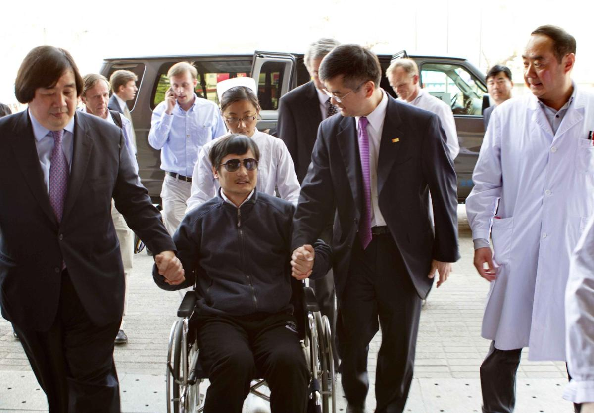 Activist's fate deepens U.S.-China suspicions
