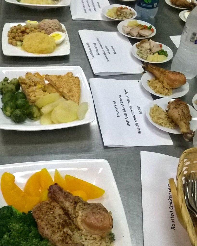 Making healthier meals for seniors