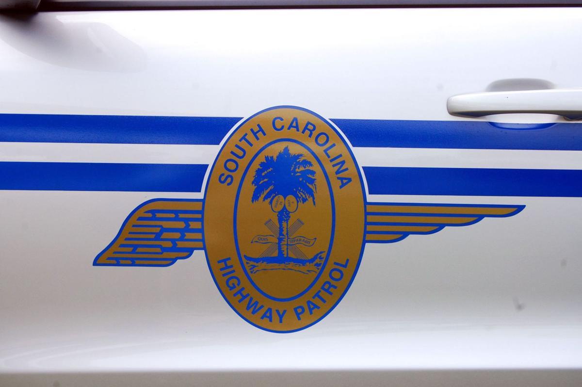 North Charleston police cruiser involved in wreck