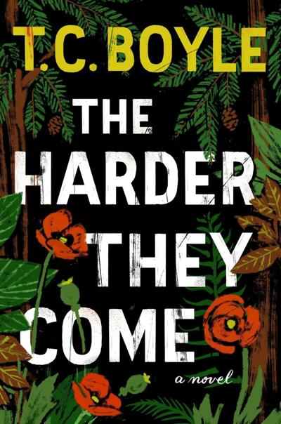 Dramatic events unfold in Boyle's new novel