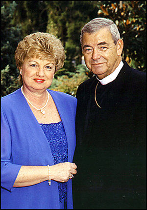 Rev. Dr. and Mrs. Edward L. Counts