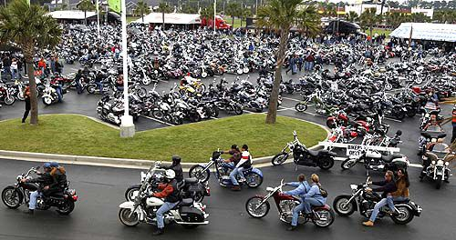 Support for biker weeks uncertain