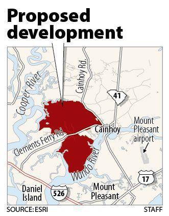 Meetings scheduled on Cainhoy Plantation development
