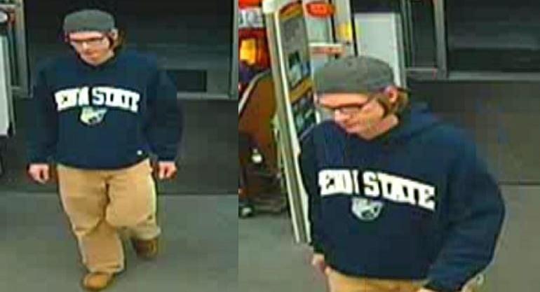 Charleston police seek help in identifying robbery suspect at Johns Island pharmacy