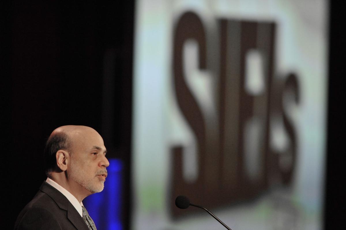 Bernanke says Fed increasing financial monitoring