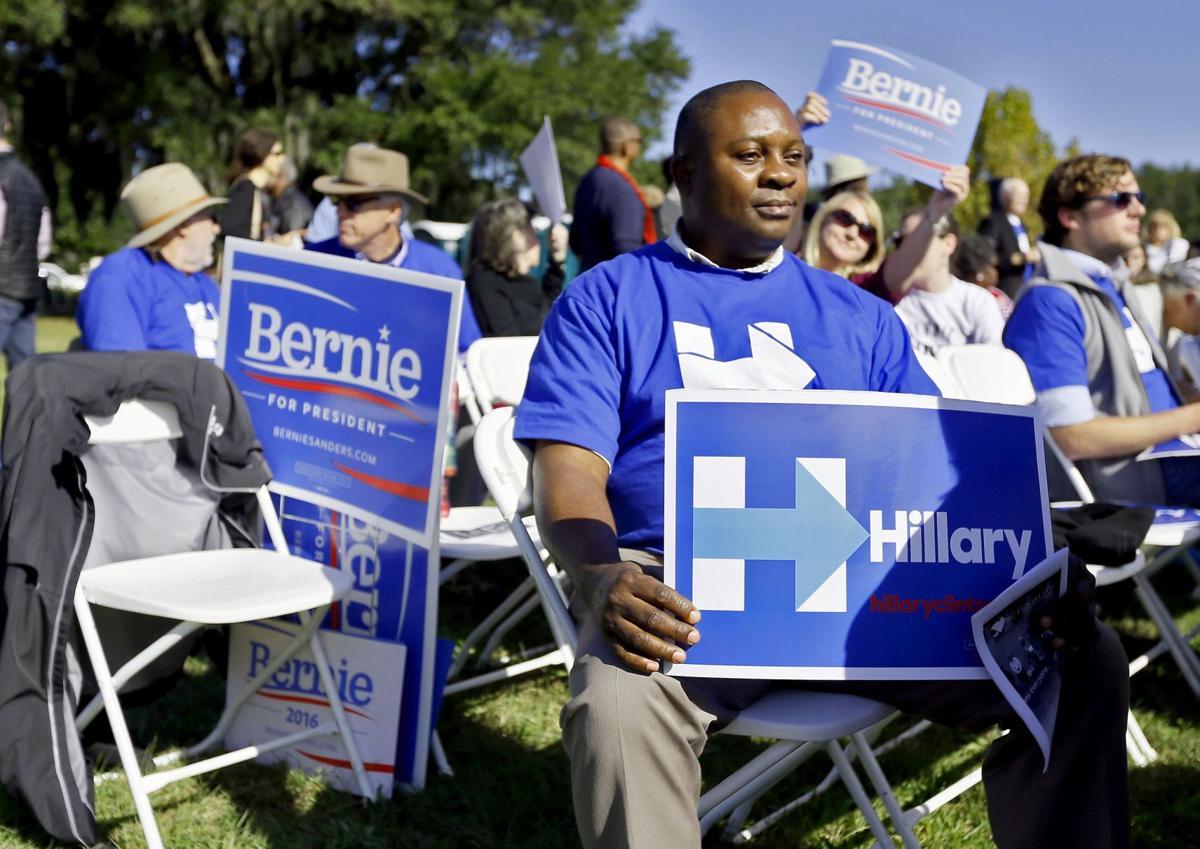 Live coverage of South Carolina's Democratic primary
