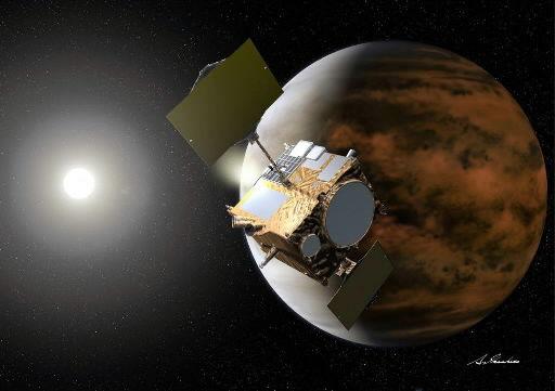Japan probe reaches Venus, prepares to enter orbit