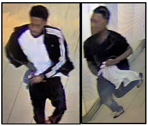 Revised Northwoods Mall persons of interest