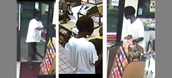 Chas. police searching for suspect in armed robbery