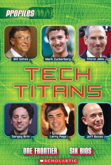 'Tech Titans' offers kids look into world of technology bigwigs