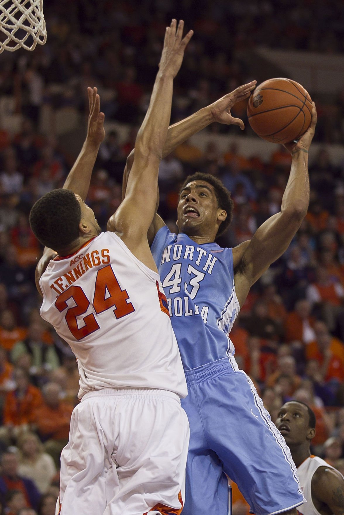 Inside the Game: North Carolina at Clemson
