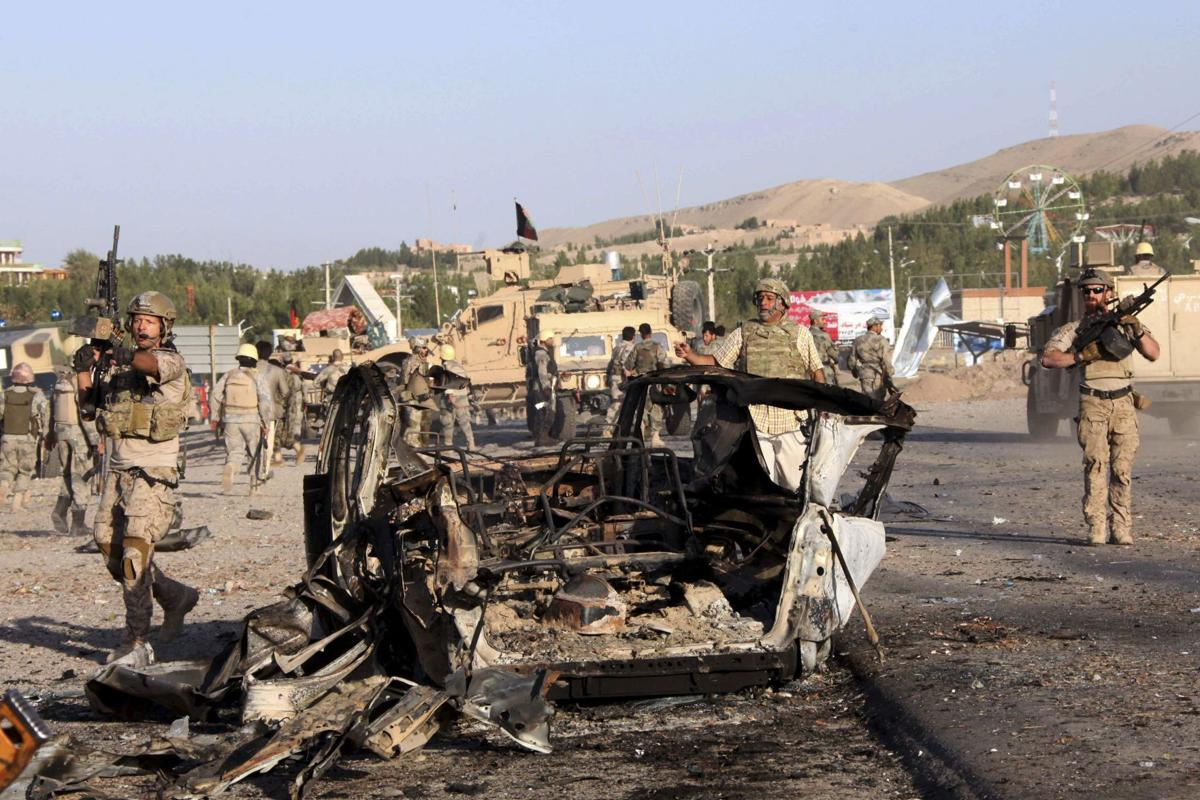 Taliban attacks U.S. Consulate